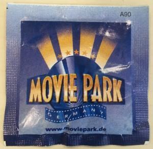Movie Park - Arriere